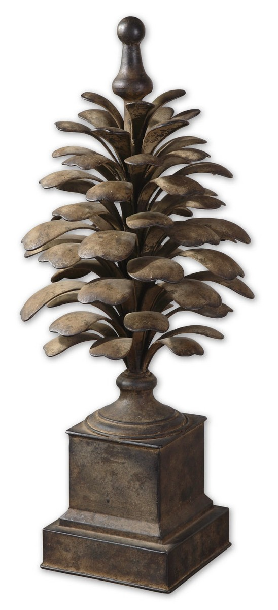 Uttermost Suzuha Metal Finial