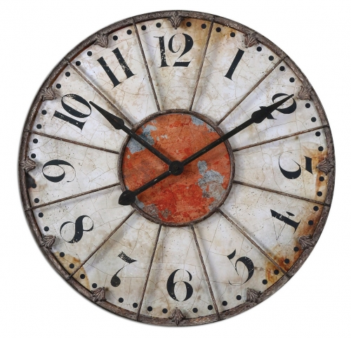 Ellsworth 29 Wall Clock