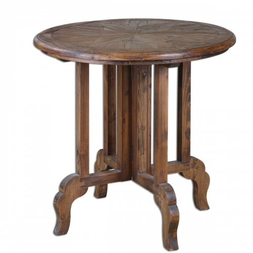 Imber Round Accent Table