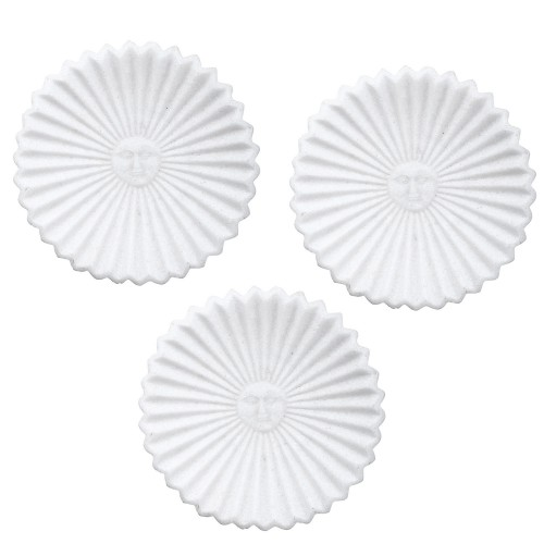 Sol Wall Decor - Set of 3 - Marble