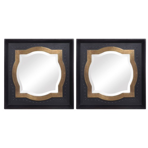Anisah Mirrors - Set of 2 - Moroccan