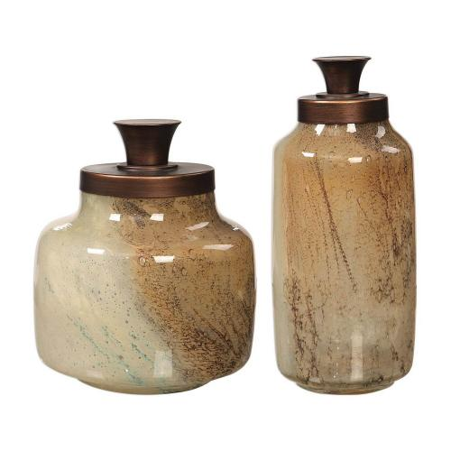 Elia Glass Containers - Set of 2
