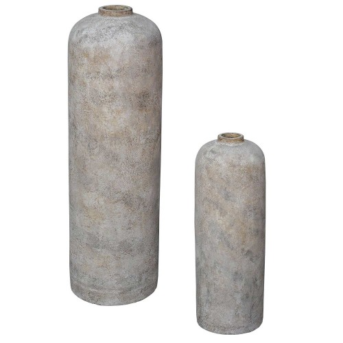 Villa Old World Vases - Set of 2