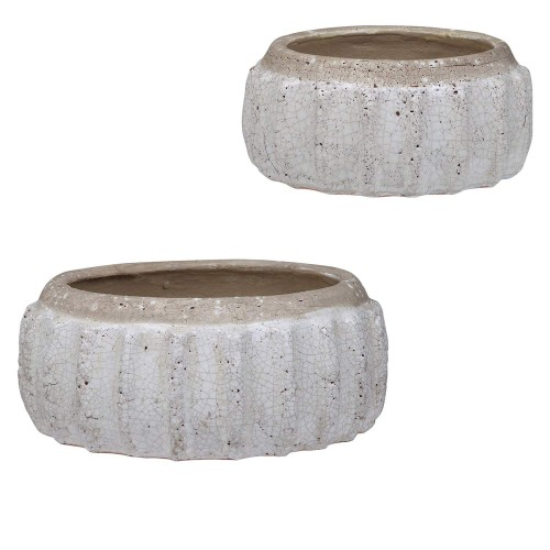 Azariah Distressed Bowls - Set of 2
