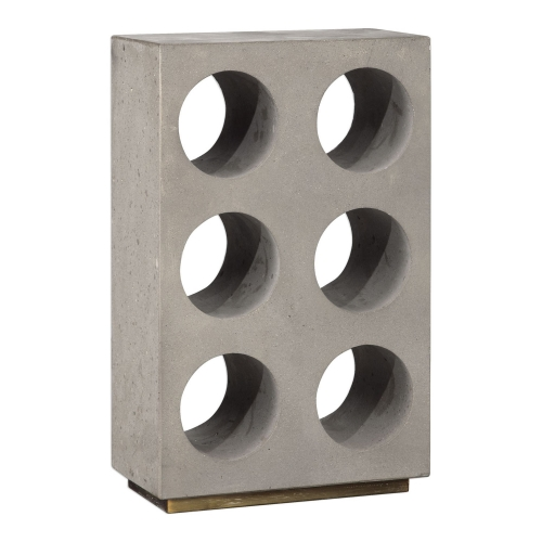 Kye Concrete Wine Holder