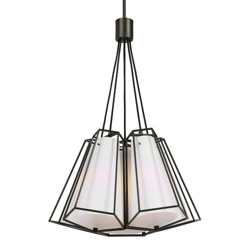 Kiruna 6 Light Cluster Pendant