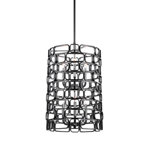 Becton 6 Light Modern Pendant