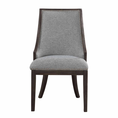 Janis Accent Chair - Ebony