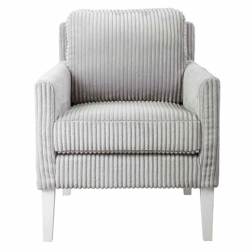 Cavalla Accent Chair - Gray