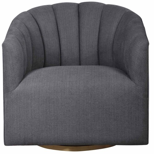 Cuthbert Modern Swivel Chair