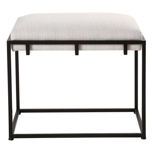 Paradox Small Bench - White