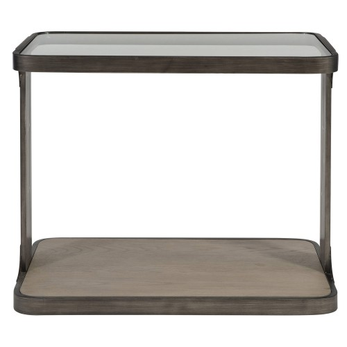 Compton Industrial Side Table