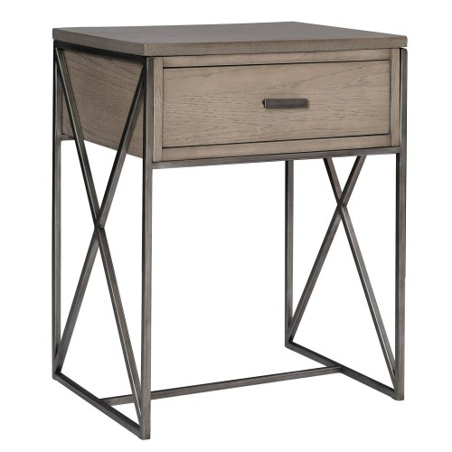 Cartwright Side Table - Gray