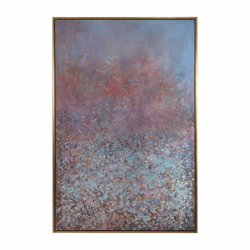Patina Hand Painted Canvas